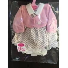 0142 Antonio Juan Комплект одежды для куклы 42 см