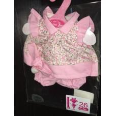 0226 Antonio Juan Комплект одежды для куклы 26 см