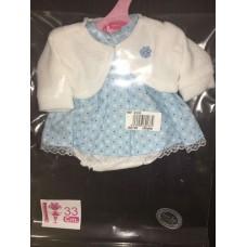 0233 Antonio Juan Комплект одежды для куклы 33 см