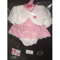 0333 Antonio Juan Комплект одежды для куклы 33 см