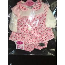0342 Antonio Juan Комплект одежды для куклы 42 см