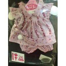 0426 Antonio Juan Комплект одежды для куклы 26 см