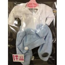 0433 Antonio Juan Комплект одежды для куклы 33 см