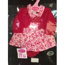 0642 Antonio Juan Комплект одежды для куклы 42 см