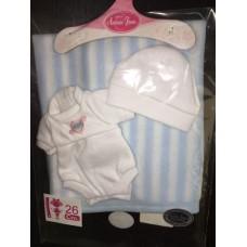 0726 Antonio Juan Комплект одежды для куклы 26 см