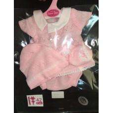 0742 Antonio Juan Комплект одежды для куклы 42 см