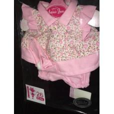 0826 Antonio Juan Комплект одежды для куклы 26 см