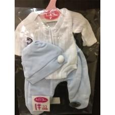 1033 Antonio Juan Комплект одежды для куклы 33 см