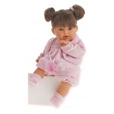 1112Br Кукла Antonio Juan Лана брюнетка плачет 27см