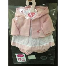 1233 Antonio Juan Комплект одежды для куклы 33 см