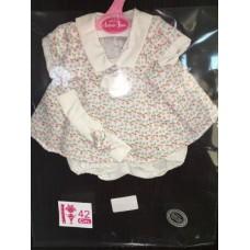 1242 Antonio Juan Комплект одежды для куклы 42 см