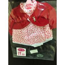 1333 Antonio Juan Комплект одежды для куклы 33 см
