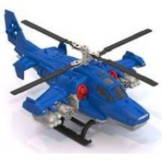 Вертолет Полиция 40х27х15,5 см. (Нордпласт, Н-248)
