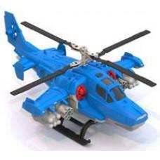 Вертолет Пожарный 40х27х15,5 см. (Нордпласт, Н-249)