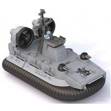 "Катер-амфибия на воздушной подушке ""КАЙМАН"" 35х22х20,5 см."