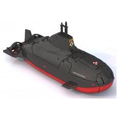 Подводная лодка. Илья Муромец