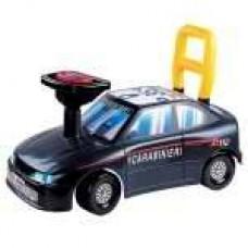 """Каталка Авто """"Carabinieri"""" 57х28,5х40 см (Россия) (Нордпласт, Н-431001)"""