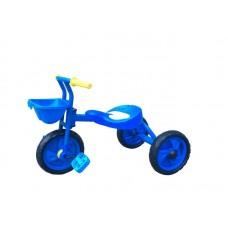 Велосипед 3-х колесный, голубой, 61x37x40см (OCIE, 3240011)