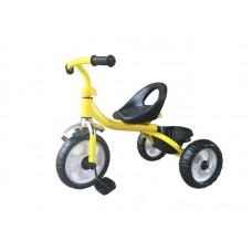 Велосипед 3-х колесный, желтый, 69x44x52см (OCIE, 3240018)