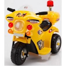 Мотоцикл с аккумулятором 6V, для катания детей, 80*36*52см, световые и звуковые эффекты (OCIE, 8350033)