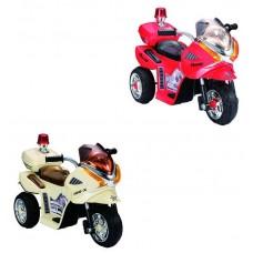 Мотоцикл с аккумулятором 6V, для катания детей, 72*33*46см, световые и звуковые эффекты (OCIE, 8370046)
