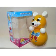 Неваляшка Мышка (22см) в упаковке (Россия)