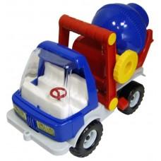 Бетономешалка - Автомобиль строительный 30 см.