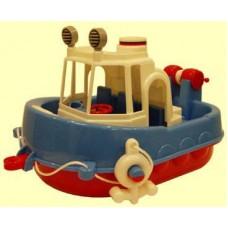 """Кораблик """"Юнга"""" (в сетке) (Россия) 25х15х19 см."""