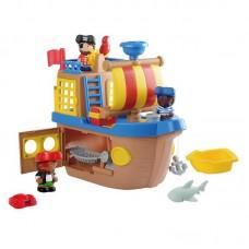 Набор игровой. Пиратский корабль.