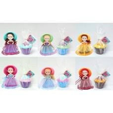 Кукла Cupcake 6 видов (PlayMind, 39185A)