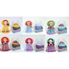 Кукла Кекс Cupcake 6 видов (PlayMind, 39185B)