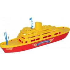 Корабль Трансатлантик 46,3х9,2х13,5 см. (Полесье, П-56382)