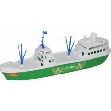 Корабль Виктория 46,3х9,5х15 см. (Полесье, П-56399)