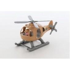 """Вертолёт военный """"Гром-Сафари"""" (в коробке) 29х22х15,5 см."""