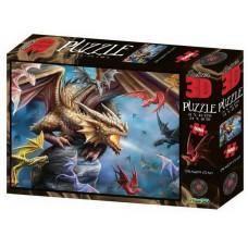 Пазл 3D 500 Клан дракона