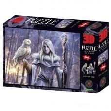 Пазл 3D 500 Зимняя сова