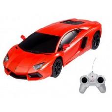Машина р/у 1:24 Aventador LP700, цвет оранжевый