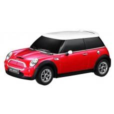 Машина р/у 1:18 Minicooper S, цвет красный 27MHZ