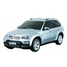 Машина р/у 1:18 BMW X5, 27,5х10,4х10,5см, цвет серебряный 40MHZ