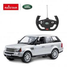 Машина р/у 1:14 Range Rover Sport Цвет Серебряный