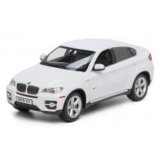Машина р/у 1:14 BMW X6, 45,5х21,5х19,5см, цвет белый 27MHZ