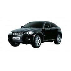 Машина р/у 1:24 BMW X6, 28.5х14х12см, цвет чёрный 27MHZ