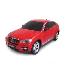 Машина р/у 1:24 BMW X6, 28.5х14х12см, цвет красный 27MHZ