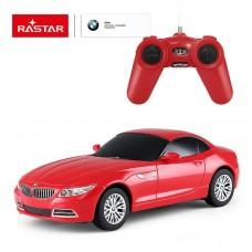 Машина р/у 1:24 BMW Z4 Цвет Красный