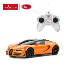 Машина р/у 1:24 Bugatti Grand Sport Vitesse Цвет Оранжевый