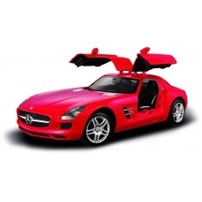 Машина р/у 1:14 Mercedes-Benz SLS AMG, цвет красный 27MHZ