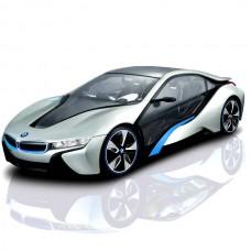 Машина р/у 1:14 BMW I8, свет (RASTAR, 49600-11)