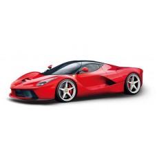 Машина р/у 1:14 Ferrari LaFerrari, со световыми эффектами, открываются двери, 34х15х8см, цвет красный 27MHZ