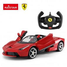 Машина р/у 1:14 Ferrari LaFerrari Aperta, цвет красный