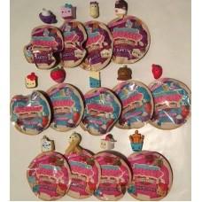 """Smooshy Mushy Besties """"Вкусняшки"""" (2 серия), 39 шт. в дисплее (13 видов в ассортименте) ЦЕНА ЗА ШТУКУ! ОТГРУЖАЕМ ДИСПЛЕЯМИ!"""